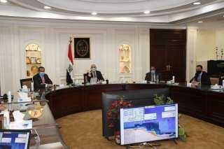 وزير الإسكان يتابع مشروع تنمية أراضي الساحل الشمالي الغربي
