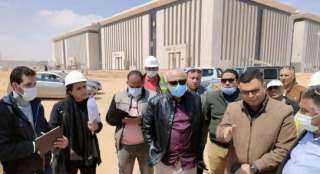 المجتمعات العمرانية: الانتهاء من أعمال المرافق بالحى الحكومى بالعاصمة الإدارية