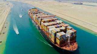 ارتفاع إيرادات قناة السويس إلى 7.4 مليار جنيه في فبراير الماضي