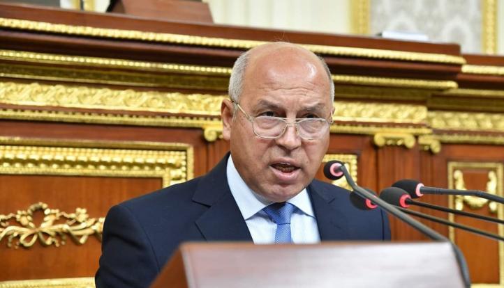«كامل الوزير» يلقي كلمة أمام البرلمان حول حوادث القطارات وتطوير المرفق