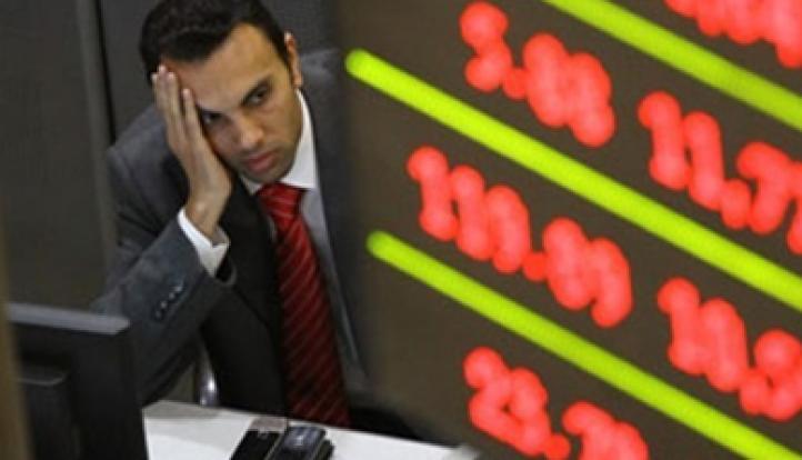 """تراجع جماعى لمؤشرات البورصة المصرية بجلسة الاثنين باستثناء """"إيجي إكس 70"""""""