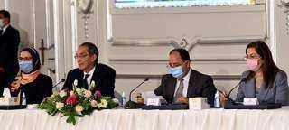 وزير الاتصالات: مصر ضمن أسرع 10 دول بمؤشر الشمول الرقمي.. ونستهدف نموا 8%