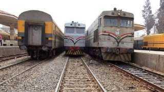 بيان من «السكة الحديد» بشأن عدد من القطارات اعتبارا من يومي الثلاثاء والأربعاء القادمين
