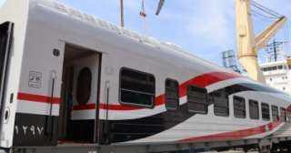 السكة الحديد: وصول 407 عربات روسية ومجرية حتى الآن من صفقة الـ1300 عربة
