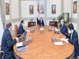 """السيسي يوجه بتعزيز جهود تطوير محطة """"الزهراء"""" للخيول العربية المصرية الأصيلة"""