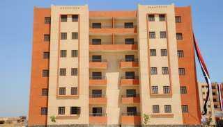 تنفيذ 2544 وحدة سكنية بمبادرة «سكن لكل المصريين» بمدينة غرب قنا الجديدة