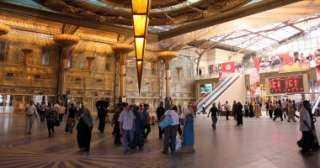 إيرادات السكك الحديد ترتفع لـ224 مليون جنيه فى إبريل الماضي