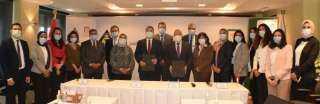 البنك الأهلي المصري يوقع بروتوكول تعاون مع الهيئة العامة لمحو الأمية
