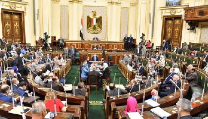 مجلس النواب يوافق نهائيا على مشروع قانون ربط الموازنة العامة 2022/2021