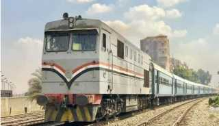 السكة الحديد تجري تعديلات على مواعيد عدد من قطارات الوجه البحري