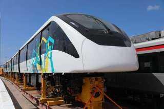 يعمل «بدون سائق».. أبرز 10 معلومات عن قطار «المونوريل» بمصر