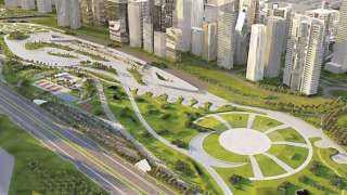 المجتمعات العمرانية: الانتهاء من النهر الأخضر بالعاصمة الإدارية الجديدة نهاية 2021