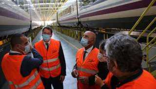 وزير النقل: شحن أولى قطارات صفقة تالجو الإسبانية منتصف نوفمبر المقبل