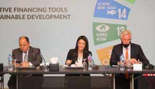 وزيرة التعاون الدولي تبحث مع سيتي بنك آليات دعم جهود الدولة لتنفيذ أهداف التنمية المستدامة